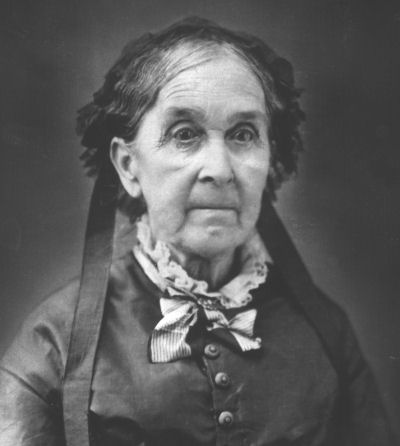 Sarah (Thomas) Gay, abt 1865