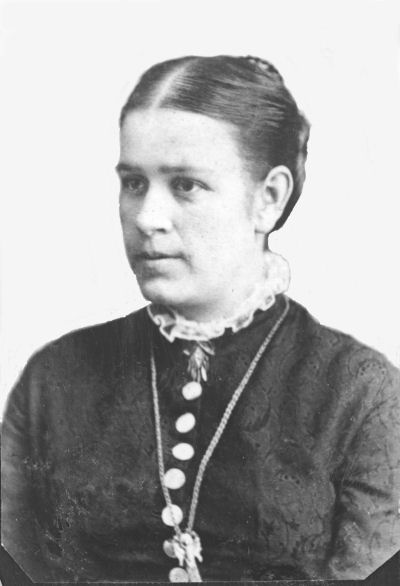 Harriet Anna Gay, c1882